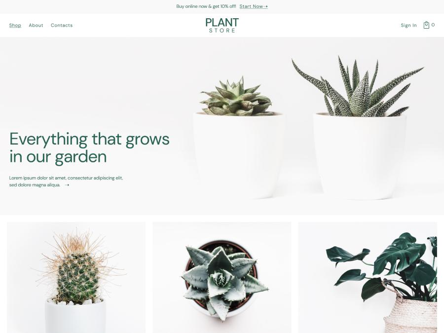 plantgenic