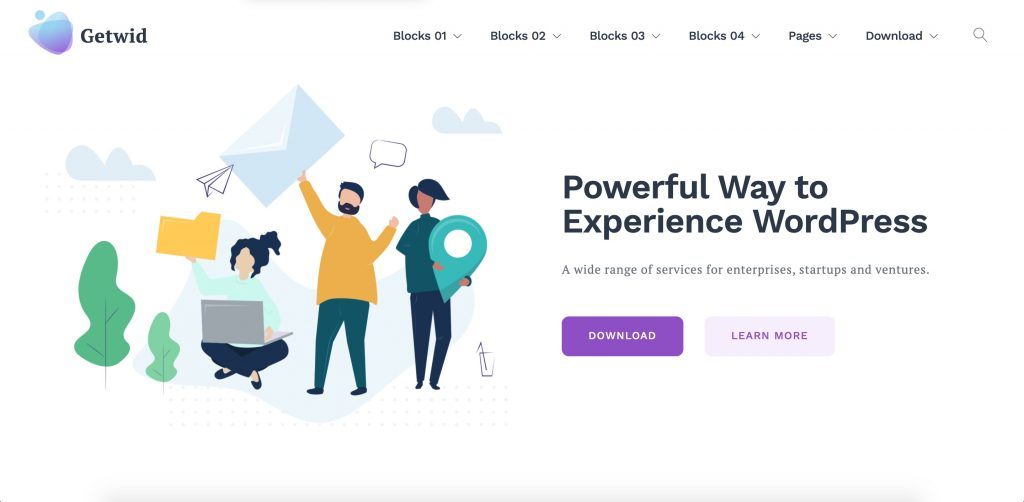 WordPress best free themes