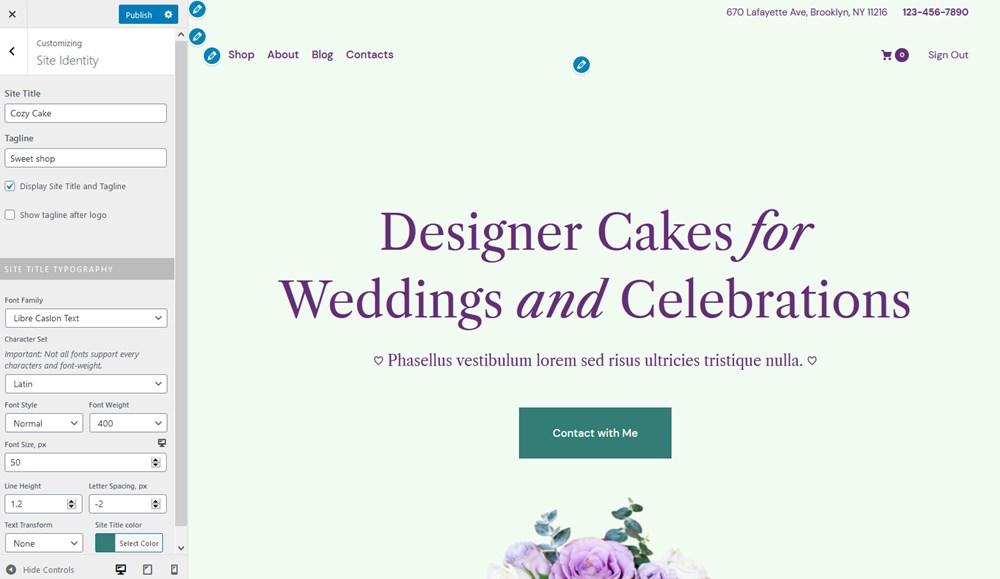 WordPress Multipurpose Template