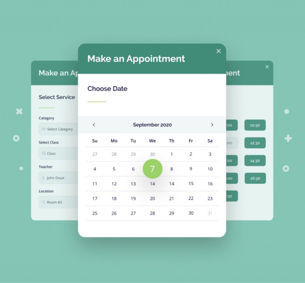 WordPress Appointment Booking Plugin