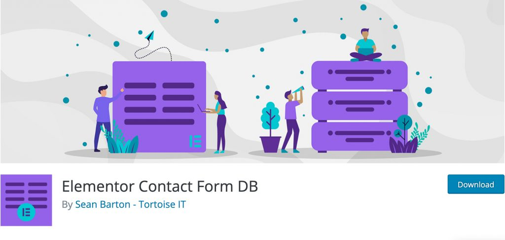 Elementor Contact Form plugin