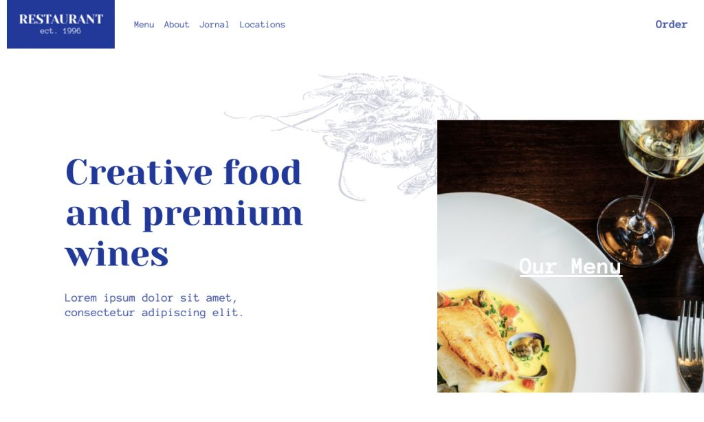 Yummix - Restaurant & Winery WordPress Theme
