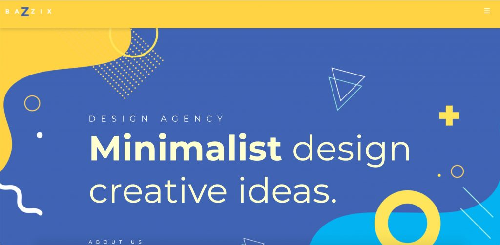 WordPress Design Agency Template